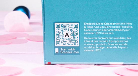 Amorelie Adventskalender 2020 Classic_QR-Code